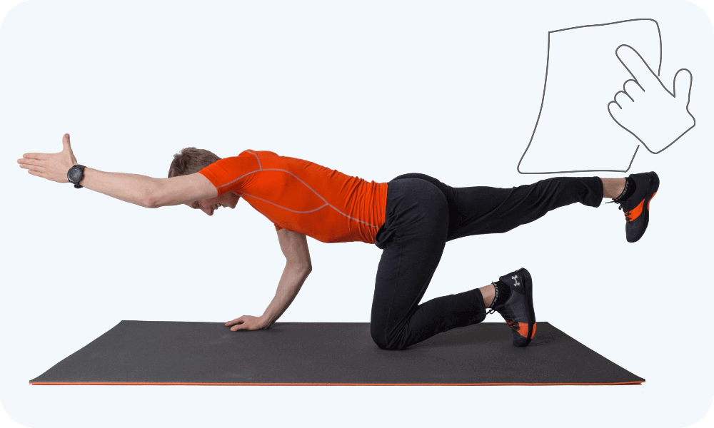 Gesundheitssport Übungen